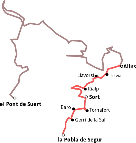 Mapa Ramat de l'Est